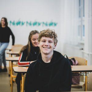Fotografie – život ve škole